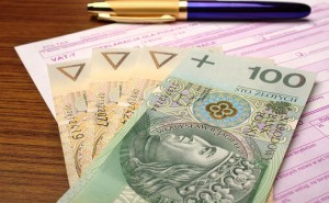 Tax Taxes in Poland Polish VAT VAT-7 and money