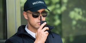 security-man